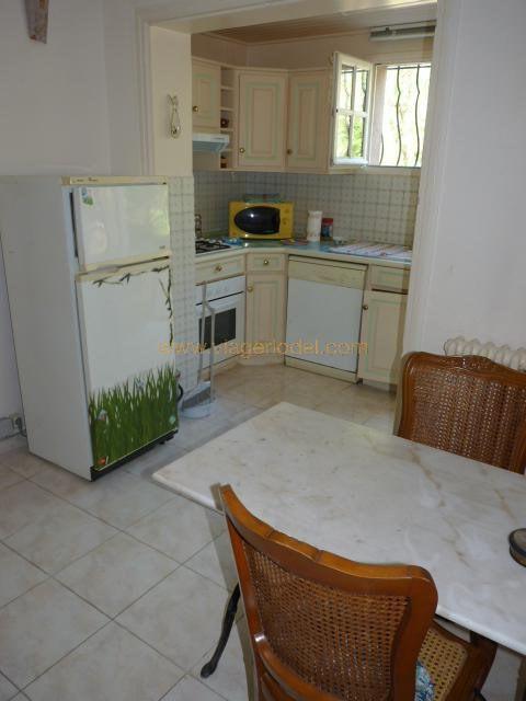 Vendita nell' vitalizio di vita casa Saint-raphaël 120000€ - Fotografia 14