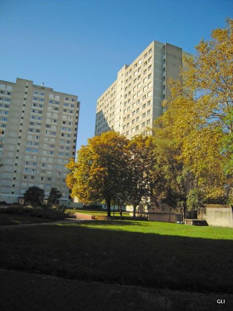 Rental apartment Villeurbanne 646€ CC - Picture 1