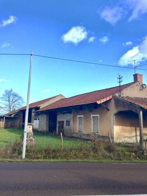 Sale house / villa Cuisery 5 minutes 40 000€ - Picture 1