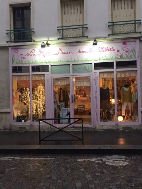 Location local commercial Paris 19ème 1280€ HT/HC - Photo 1