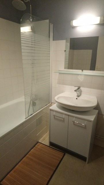 Rental apartment Roche-la-moliere 480€ CC - Picture 3