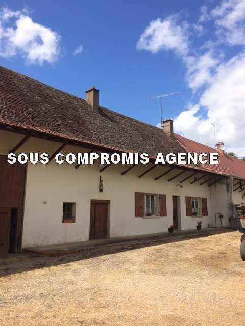 Sale house / villa Cuisery 5 minutes 65000€ - Picture 1