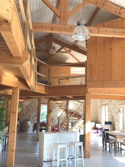 Vente de prestige maison / villa Divajeu 625000€ - Photo 4
