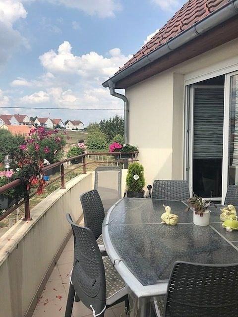 Revenda apartamento Bitschhoffen 155000€ - Fotografia 1