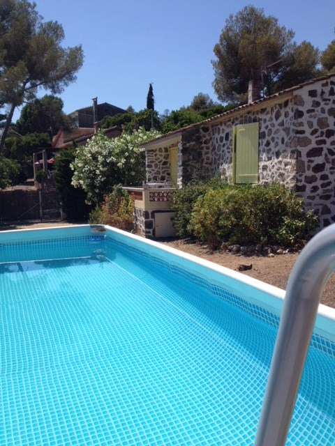 Vacation rental house / villa Les issambres 750€ - Picture 3