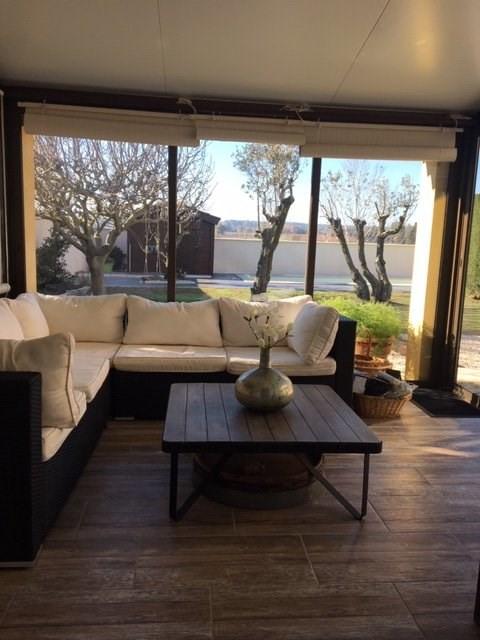 Sale house / villa Courthezon 367500€ - Picture 6