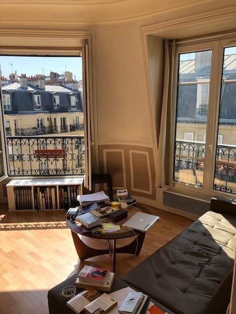 Sale apartment Paris 17ème 378000€ - Picture 1