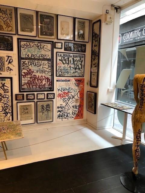 Location boutique Paris 2ème 1740€ HT/HC - Photo 2