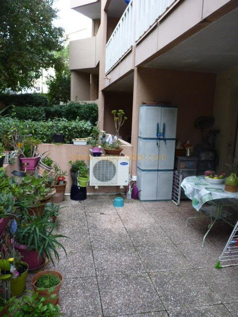 Vendita nell' vitalizio di vita appartamento Sainte-maxime 30500€ - Fotografia 6