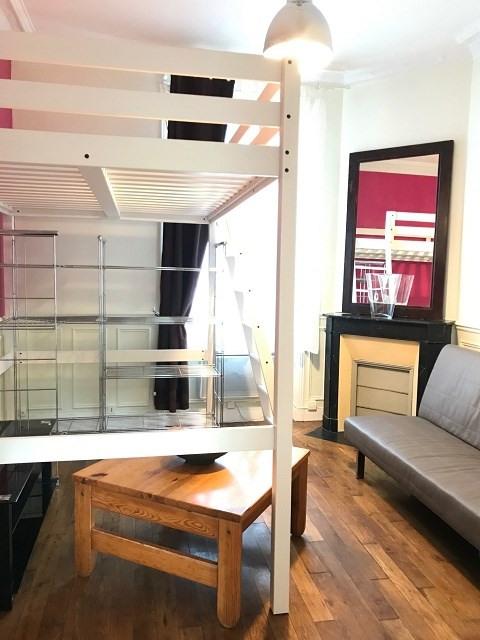 Rental apartment Vincennes 705€ CC - Picture 1