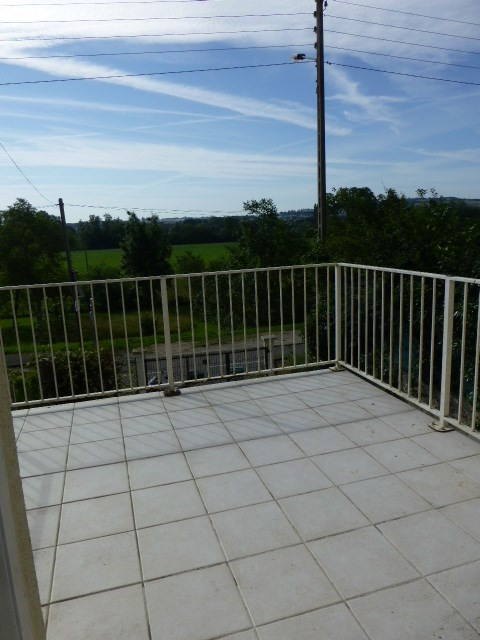 Location maison / villa Bennecourt 500€ CC - Photo 6