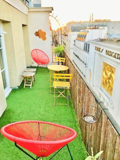 Vente appartement Paris 9ème 1369000€ - Photo 2
