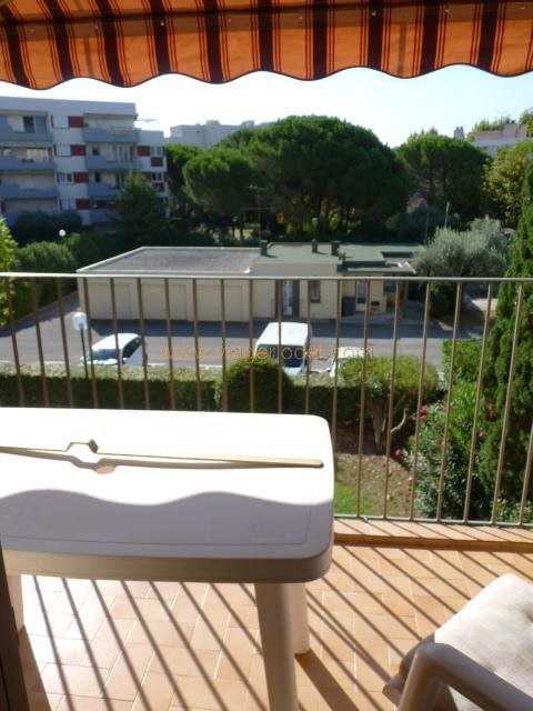 Life annuity apartment Fréjus 85 000€ - Picture 1