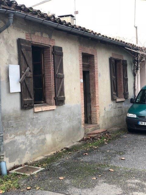 Sale house / villa Lasserre 58000€ - Picture 1