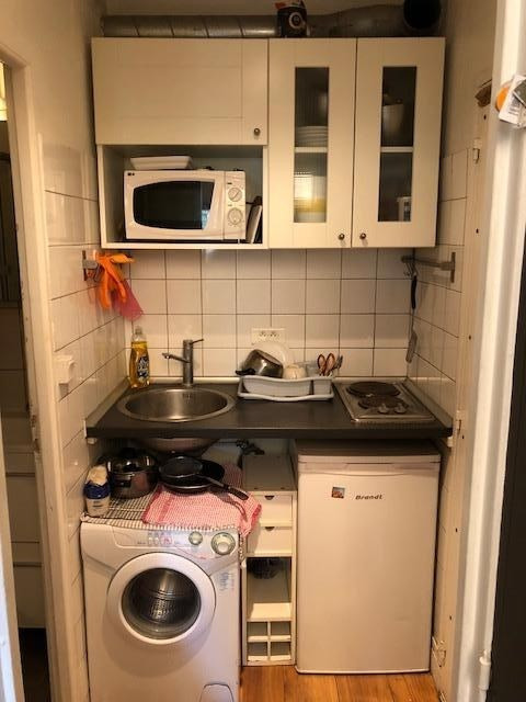Vente appartement Paris 19ème 145000€ - Photo 4