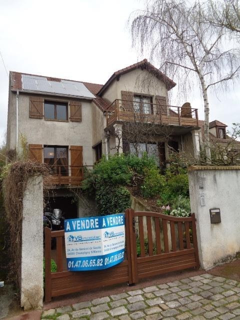 Vente maison / villa Ormesson sur marne 467 000€ - Photo 1