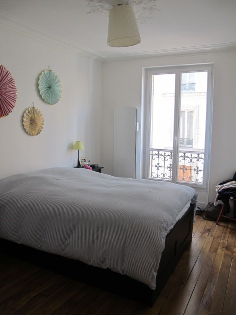 Rental apartment Paris 17ème 1 039€ CC - Picture 3