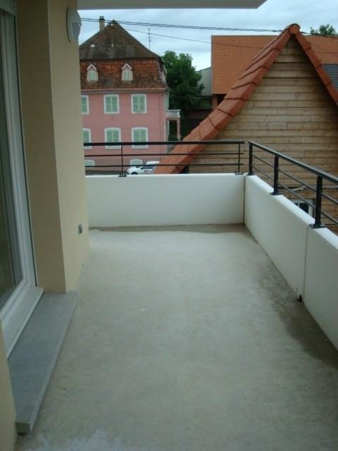 Vermietung wohnung Geudertheim 724€ CC - Fotografie 5