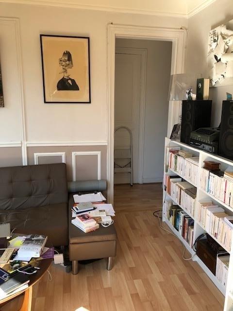 Sale apartment Paris 17ème 378000€ - Picture 2