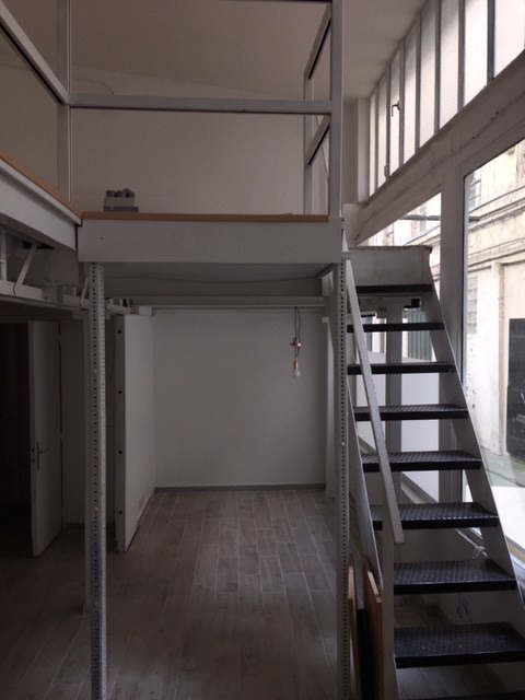 Rental empty room/storage Paris 2ème 1835€ HT/HC - Picture 2