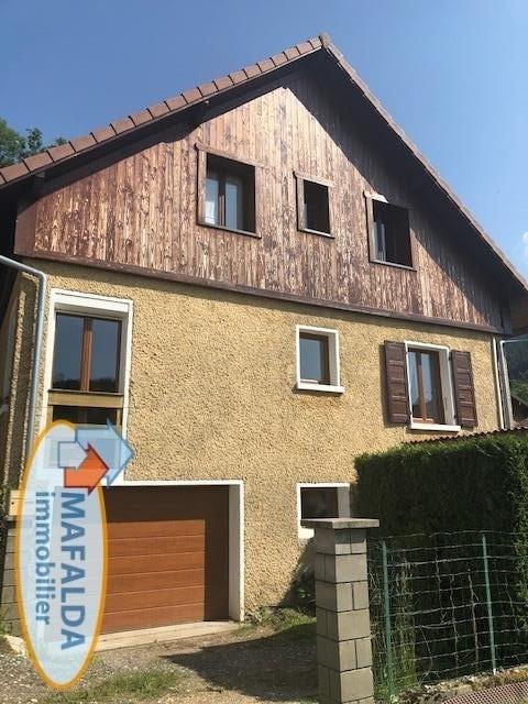 Sale house / villa Mont saxonnex 339000€ - Picture 1