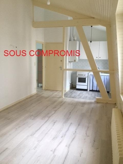 Sale apartment Vannes 121 800€ - Picture 1