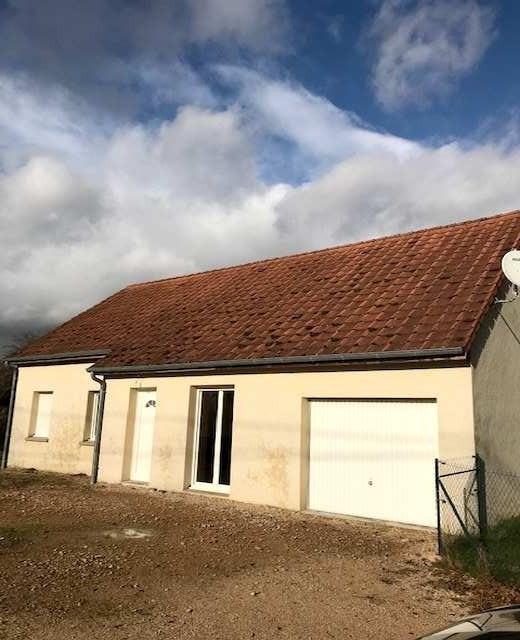Sale house / villa Branges 139100€ - Picture 1
