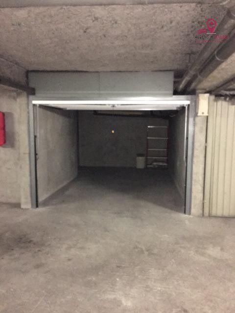 Box fermé en sous-sol - Lyon 8ème Moulin à Vent