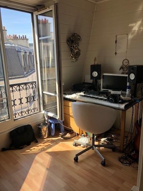 Vente appartement Paris 17ème 378000€ - Photo 3