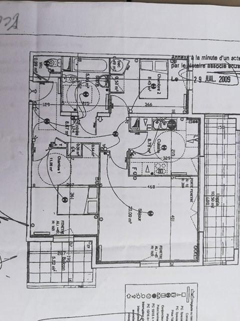 Vendita appartamento Fleury sur orne 171000€ - Fotografia 10