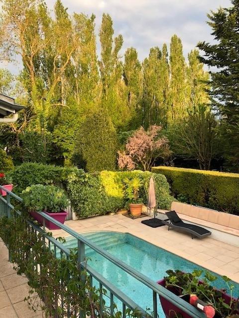Verkauf von luxusobjekt haus Parcieux 700000€ - Fotografie 3