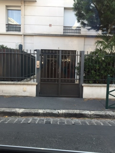 Rental apartment Colombes 615€ CC - Picture 1