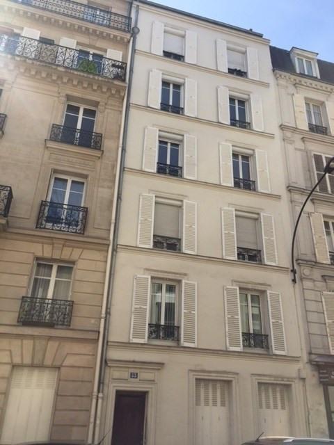 Rental apartment Levallois perret 1115€ CC - Picture 1