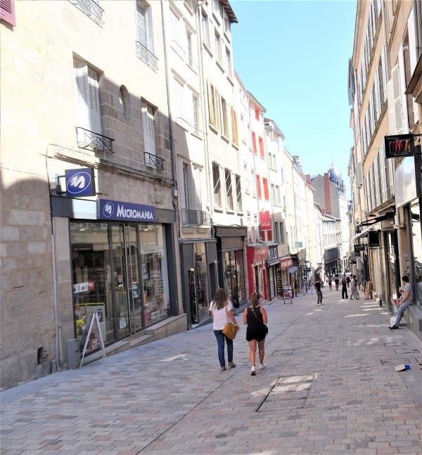 Investment property apartment Limoges 92650€ - Picture 1