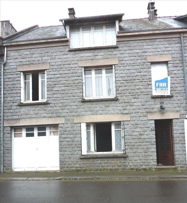 Sale house / villa St germain en cogles 78 400€ - Picture 1