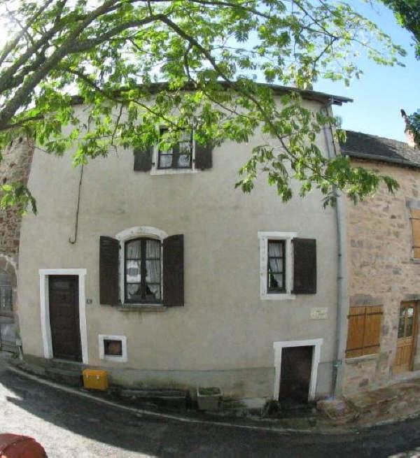 Sale house / villa Najac 99750€ - Picture 8