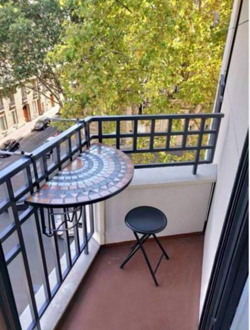 Sale apartment Paris 17ème 640000€ - Picture 2