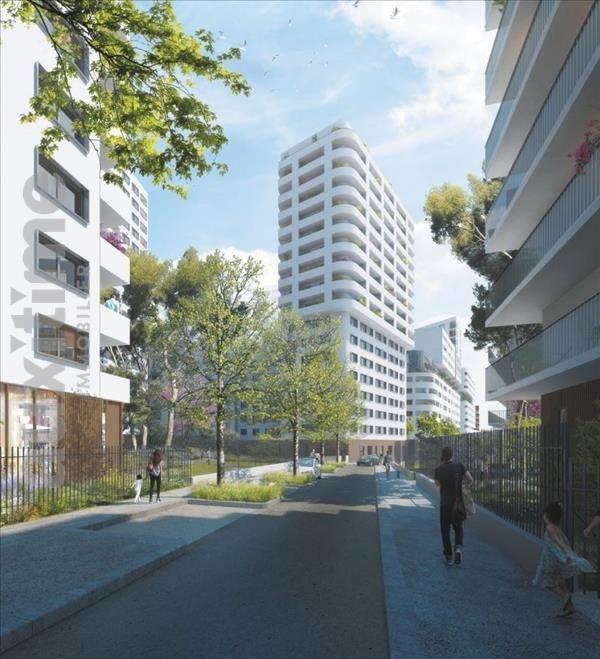 Location appartement Marseille 3ème 403€ CC - Photo 2