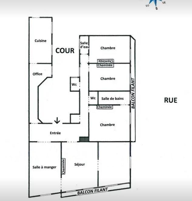 Vente de prestige appartement Paris 9ème 1895000€ - Photo 13