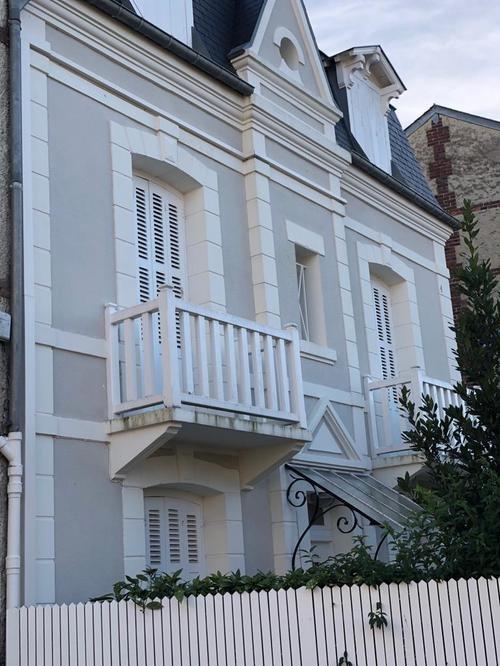 Vente de prestige maison / villa Deauville 630000€ - Photo 1