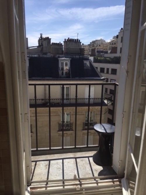 Rental apartment Paris 16ème 700€ CC - Picture 3