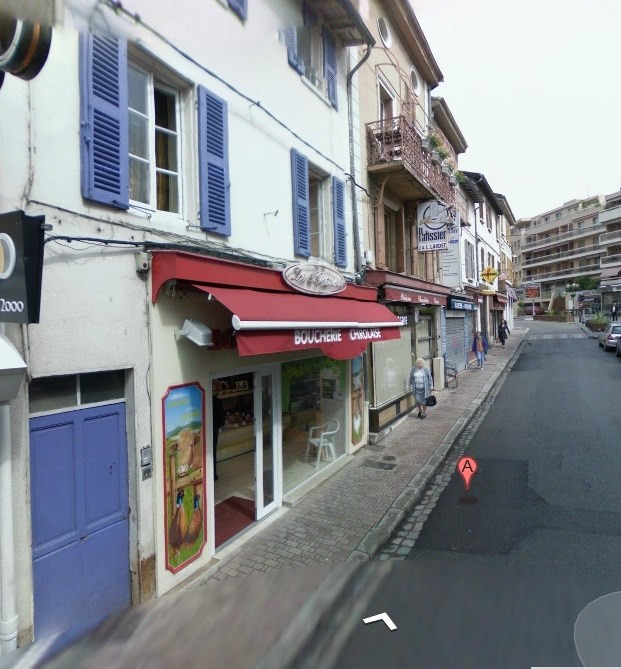 Rental apartment Fontaines sur saone 579€ CC - Picture 1