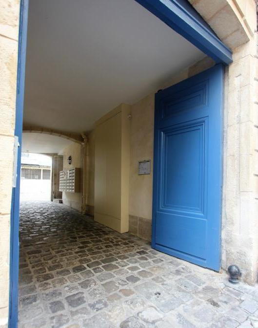 Sale empty room/storage Paris 3ème 25000€ - Picture 1