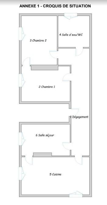 Vente appartement Paris 11ème 819000€ - Photo 6
