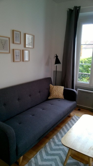 Rental apartment Fontainebleau 1 057€ CC - Picture 2