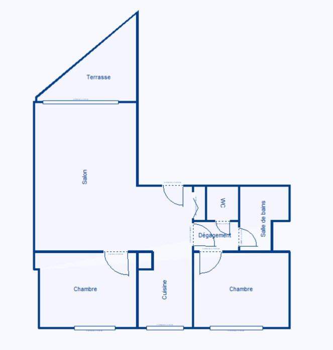 Vente appartement Paris 2ème 875000€ - Photo 11