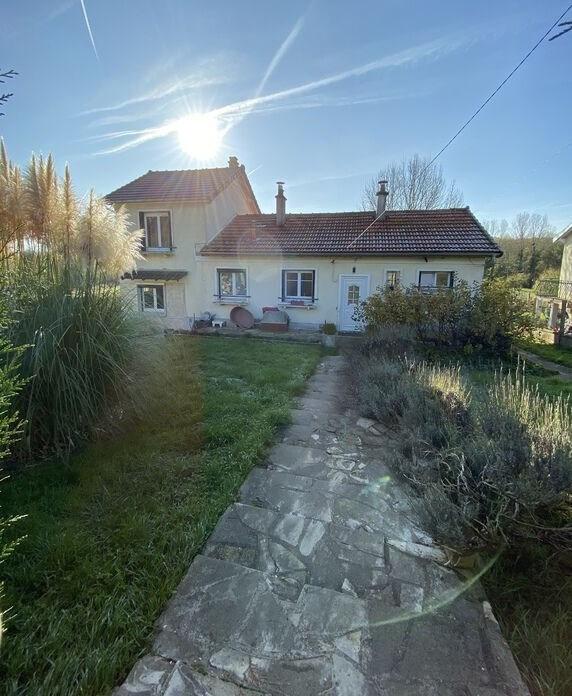 Vente maison / villa Chauffry 184000€ - Photo 1