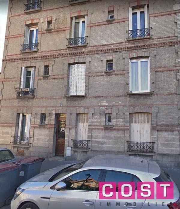 Rental apartment Asnieres sur seine 790€ CC - Picture 1