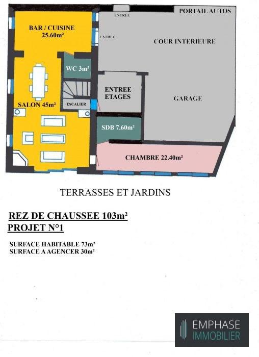 Venta  apartamento Triel-sur-seine 320800€ - Fotografía 3