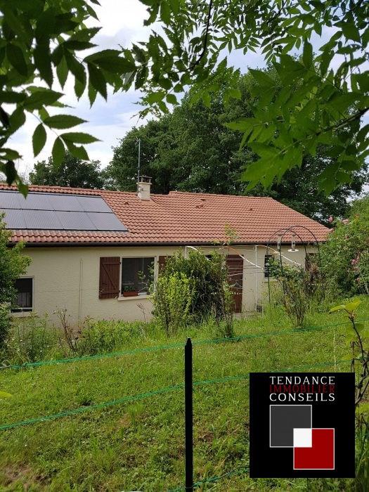 Sale house / villa Pont-de-vaux 168000€ - Picture 2